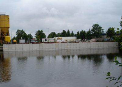 Grootste betoncasco